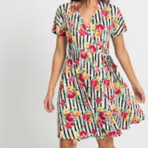 Agnes and Dora Nightingale Dress